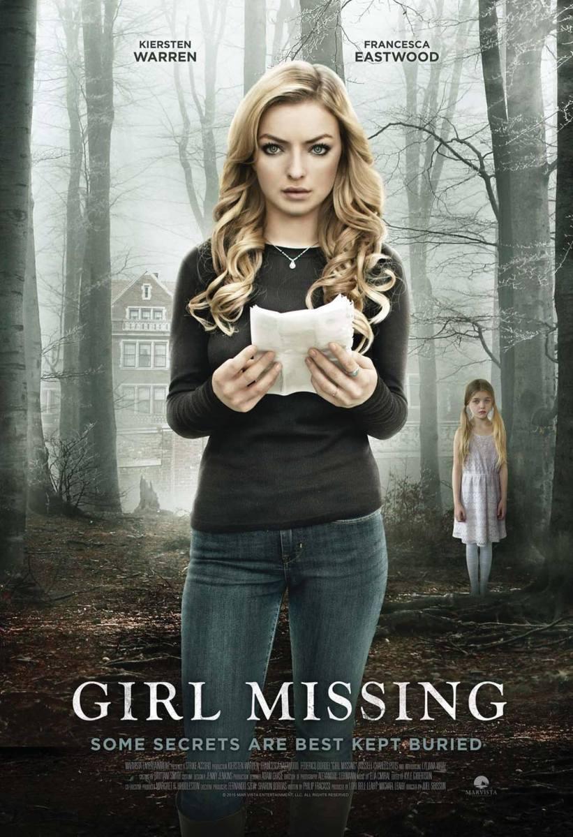 821 Trailer Girl Missing Philip Fracassi