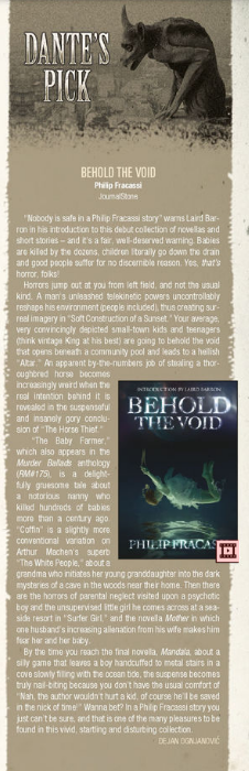Rue Morgue Review_BTV_May 2017