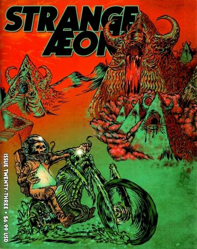 Strange Aeons 23 Cover